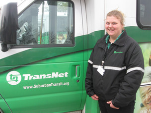 Meet TransNet Partners Monday: Kayla Armstrong, Aide at Bux-Mont Transportation