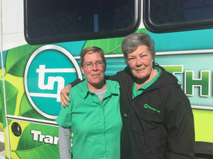Meet Driver/Aides Monday: Mother/Daughter Team at Tri County Transit