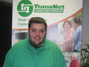Meet the Drivers Monday:  Jeremy Henry, Driver at Valley Transit