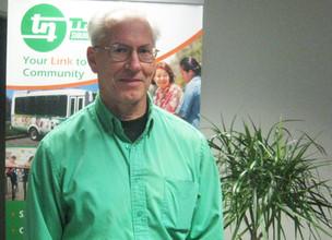 Meet Driver Monday: Geoff Patton, Driver at Easton Coach Company