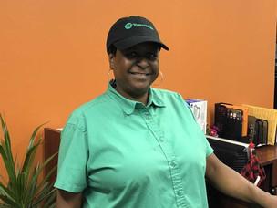 Meet the Drivers Monday:  Sandra East, Driver at Easton Coach Company