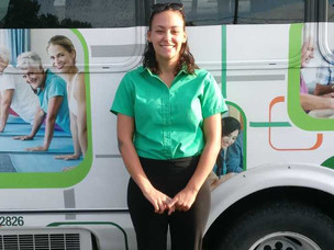 Meet the Drivers Monday:  Allison Reigner, Driver at Valley Transit