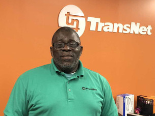 Meet the Drivers Monday:  Darryl Rouse, Driver at Easton Coach Company