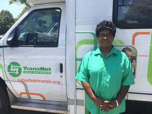 Meet the Drivers/Aides: Thyra Williams, Driver at Easton Coach Company