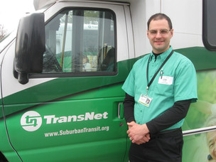 Meet Drivers/Aides Monday: Joseph Holod, Driver at Easton Coach Company