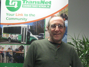 Meet Drivers/Aides Monday: Ronald Moyer, Driver at Tri County Transit