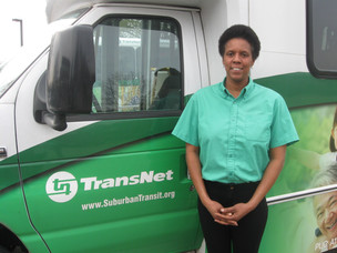 Meet Drivers/Aides Monday: Melissa Floyd-Stinson, Driver, Easton Coach Company