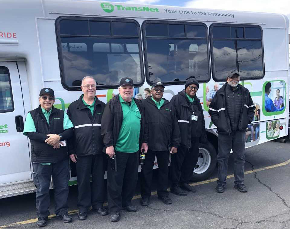 Buxmont Transportation Drivers