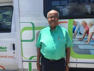 Meet the Drivers/Aides: Rich Preston, Driver at Tri County Transit