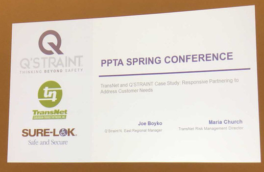 PPTA Spring Conference, October 2019