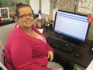 Meet TransNet Staff: Reservation Agent, Christina Norton