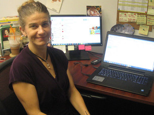 Meet TransNet Staff: Information Systems Manager, Megan Krusi
