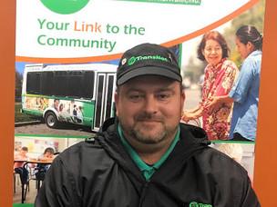 Meet the Drivers Monday:  Andy Kirka, Driver at Valley Transit
