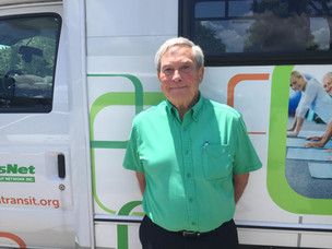 Meet the Drivers/Aides: Tom Keenan, Driver at Tri County Transit
