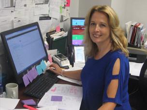 Meet TransNet Staff: Customer Service Manager, Karen Schwemmer