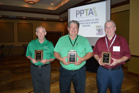 3 Paratransit Winners: Roadeo August 2016