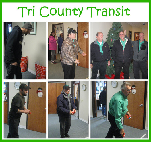 Tri County Holiday Toss
