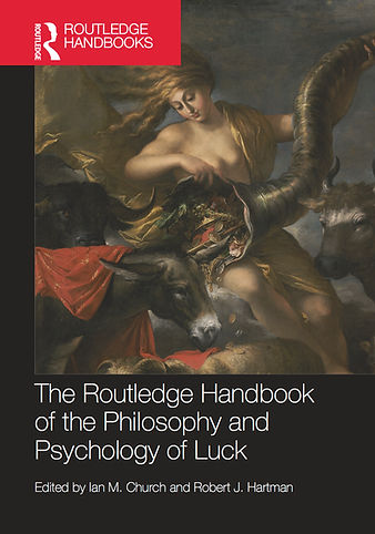 Philosophy and Psychology of Luck.jpg