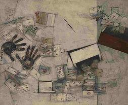 """""""The Gambler"""" by Vladimir Nemukhin"""