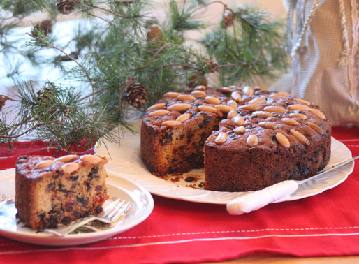 A fruit cake by any other name tastes just as great.