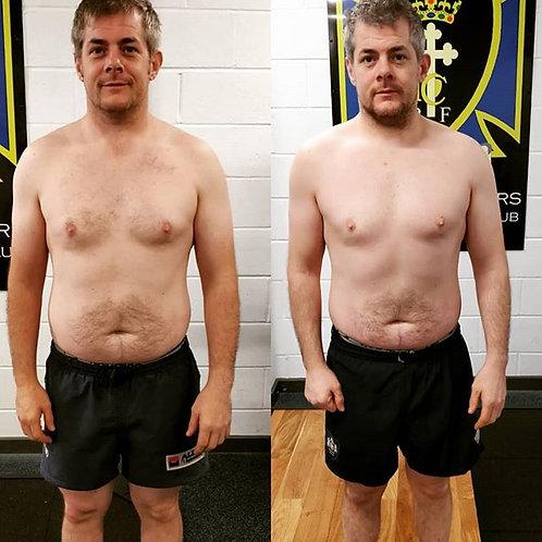 8 Weeks Fat Loss