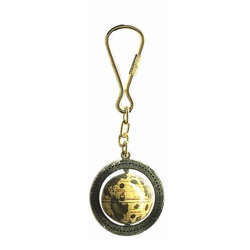 Keyring, meridian globe