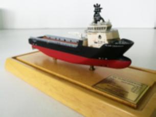 M/S ISLAND EXPRESS CARGO SHIP