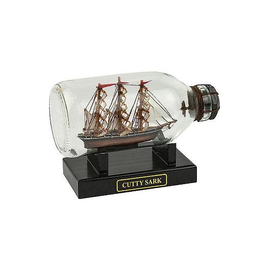 """Cutty Sark Ship in Bottle 5.5 """""""