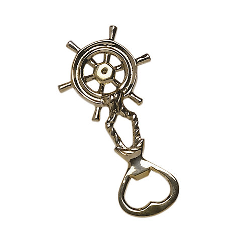 Bottle Openers Ship Wheel