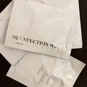 Disinfection wipe