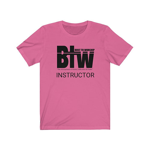 Pink Spring Instructor Tees