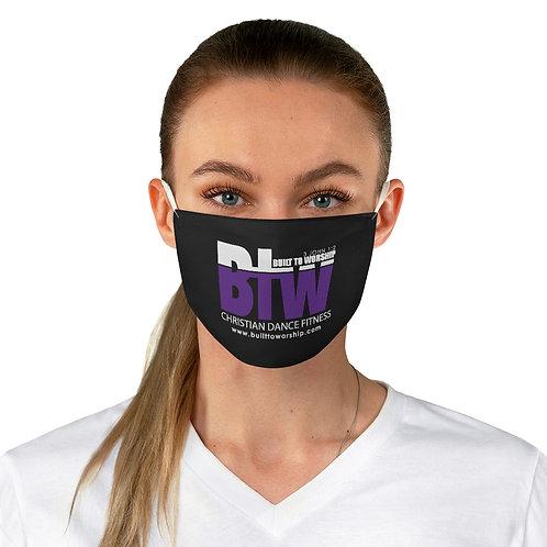Black BTW Mask