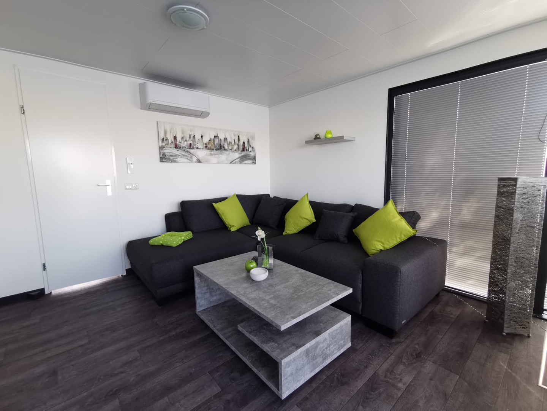 Sofa Hausboot