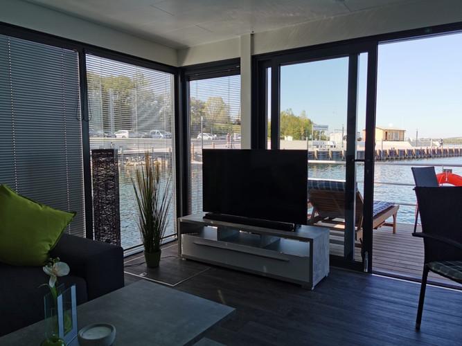 Fernseher Hausboot