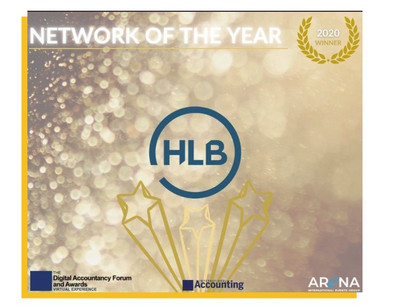HLB valittiin parhaaksi verkostoksi!