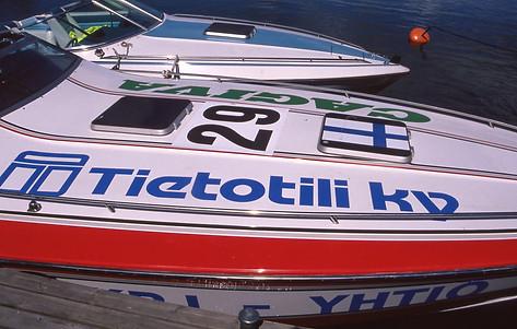 Helsinki - Tallinna offshore