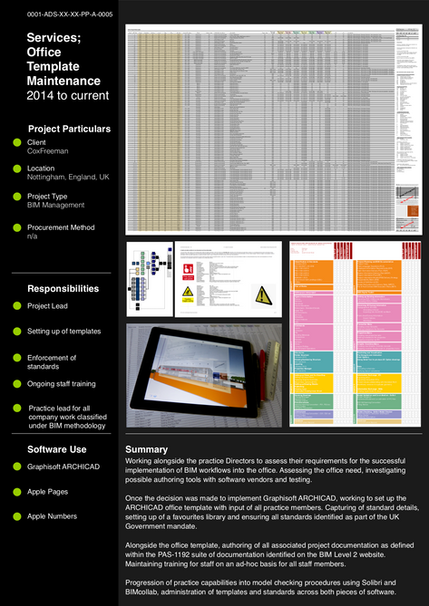 ARCHICAD Office Template Management