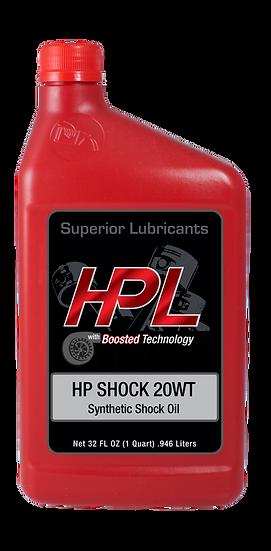 20WT Synthetic Shock Oil Quart