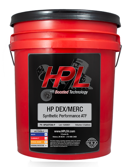 Dex/Merc Synthetic ATF Pail (5 Gallons)