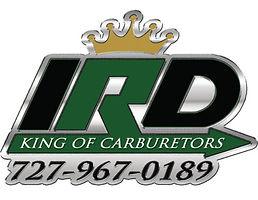 IRD Racing Carburetors - HPL Superior Lubricants Dealer