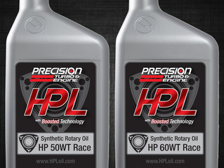 Introducing our New HPL Rotary Oil