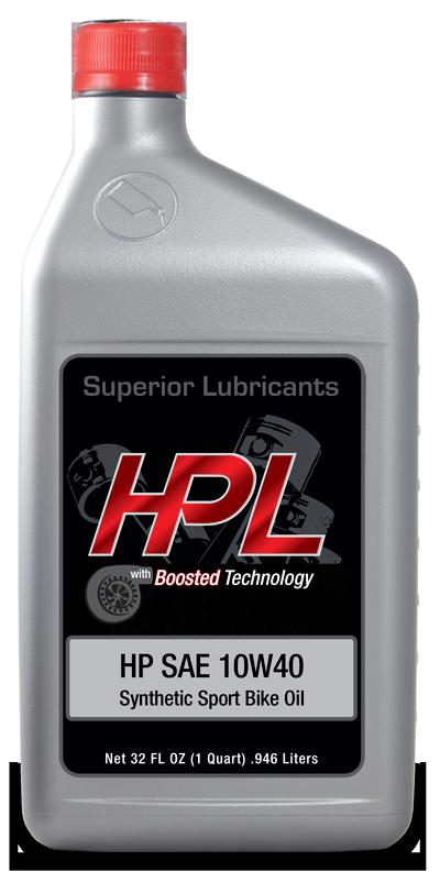 HPL Sport Bike 10W40 Motor Oil