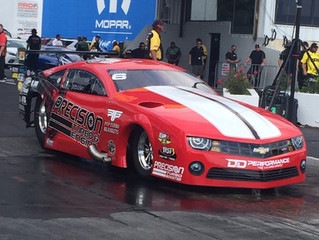 Billy Glidden Goes to the Finals in E-town… in a Turbo Car!