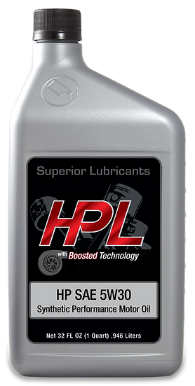 5W30 Synthetic Motor Oil Quart
