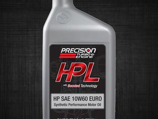 HPL European Motor Oil Now Available