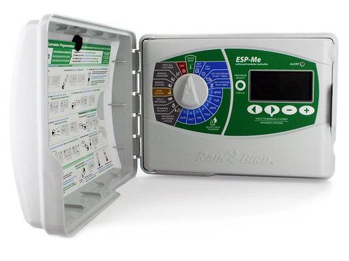Контроллер RainBird ESP-Me наружный монтаж, 4 станции, расширяемый до 22 станций