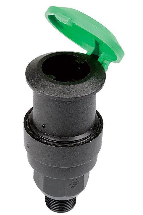 """Пластиковый клапан быстрого доступа RainBird P-33 (3/4"""" НР)"""