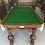 Thumbnail: Antique Dining Snooker Pool Table By Jelks & Sons 7 x 4 Early 1900s  - Oak