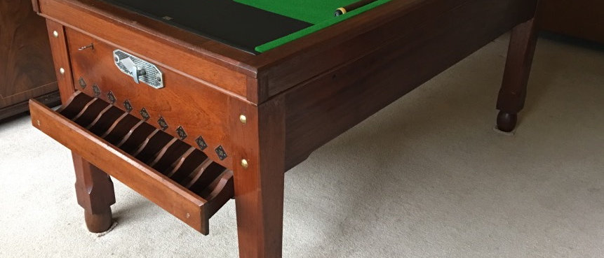 Vintage Sams Bar Billiards Table C.1960