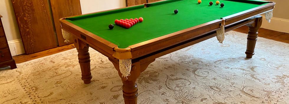 8ft E J Riley Pool | Billiard | Snooker .jpg